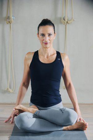 učitelji - iyengar joga - Urška Božič Križaj