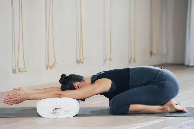 iyengar joga, položaj, Urška B. Križaj